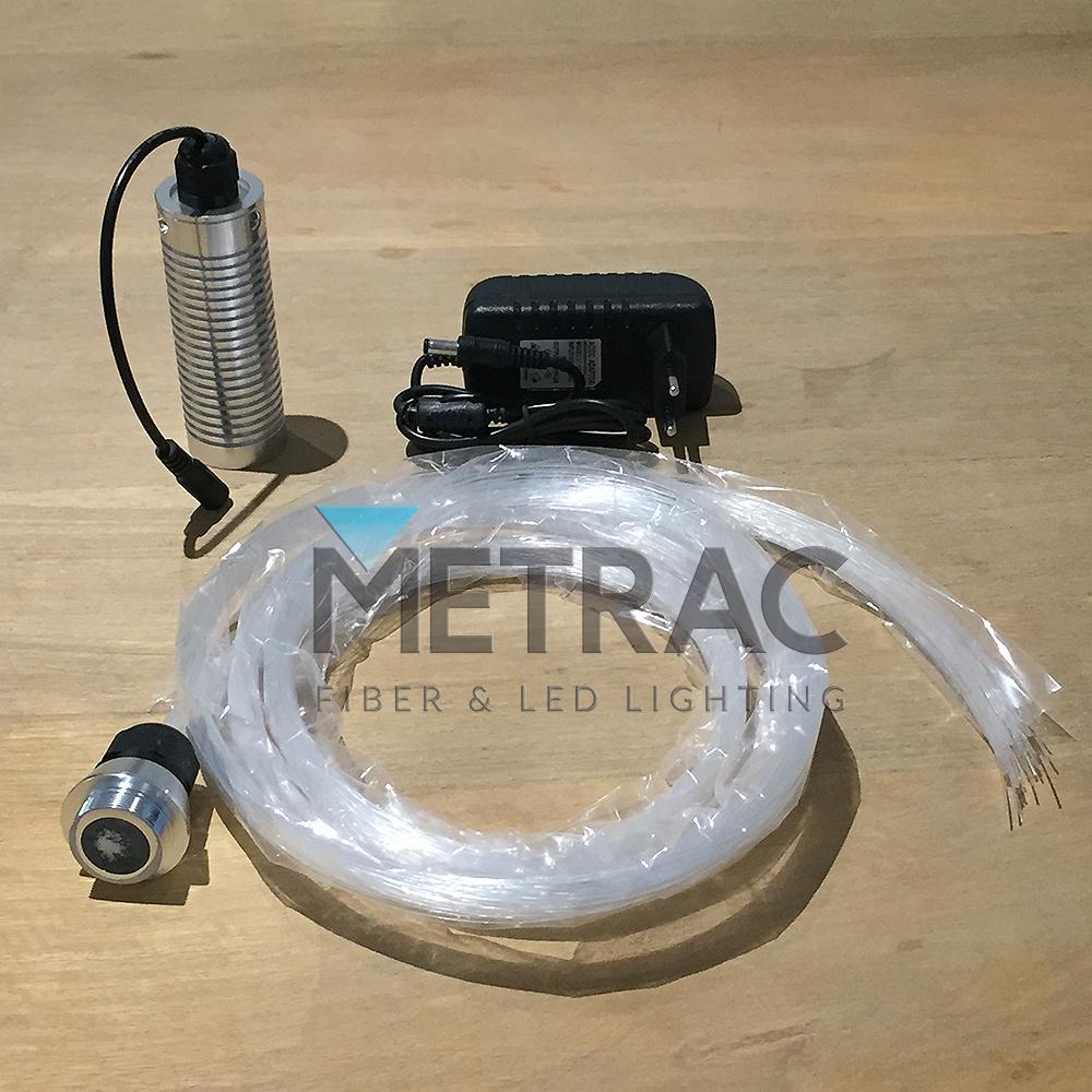 Ciel 200 Fibre Optique Eclairage Par Et Led Fibres MetracKits OuPXikZ